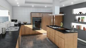 Łączenie stylów w wykończeniu domu